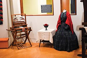 Remember the Ladies: A Celebration of 100 Years of Women's Suffrage @ Foster and Muriel McCarl Coverlet Gallery