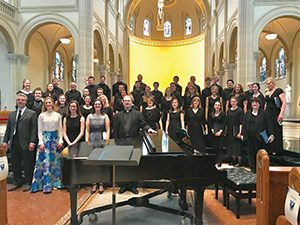 Camerata: Lessons and Carols @ Saint Vincent Archabbey Basilica
