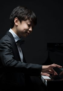 Concert Series: Nathan Lee, piano @ Robert S. Carey Performing Arts Center