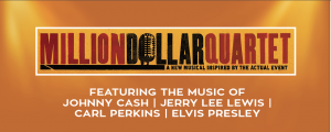 Saint Vincent Summer Theatre Million Dollar Quartet @ Robert S. Carey Performing Arts Center