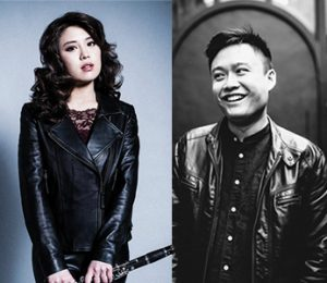 Concert Series: Yoonah Kim, clarinet, Kevin Ahfat, piano @ Robert S. Carey Performing Arts Center